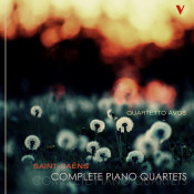 Quartetto Avos plays Saint Saens, Complete Piano Quartets