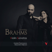 Download J. Brahms: Violin Sonatas Nos. 1-3, Op. 78, 100 & 108