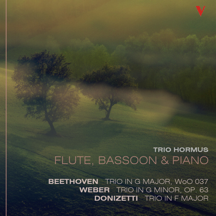 Trio Hormus plays Beethoven, Von Webern, Donizetti: Trios for flute, bassoon and piano