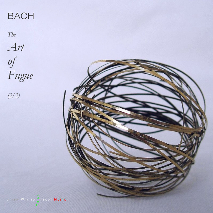 Antonio Palareti plays Bach, The Art of Fugue, II