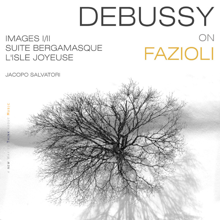 Jacopo Salvatori plays Debussy, Images, Suite Bergamasque, Isle Joyeuse