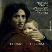 Download Diavolo & Follia. Tartini: 'Il trillo del Diavolo'; Corelli: 'La Follia' Op. 5 No. 12 & other pieces