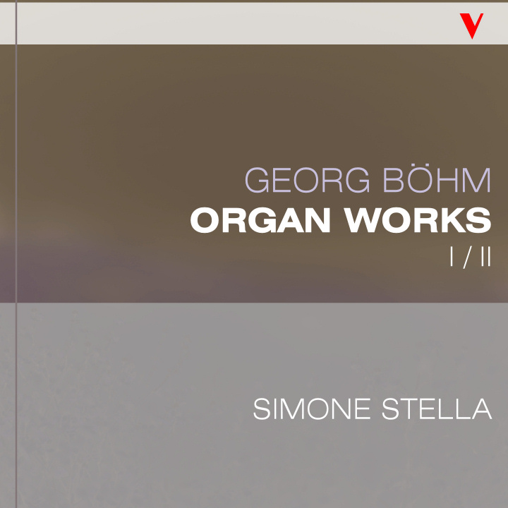 Simone Stella plays G. Boehm: Complete Organ Works, I