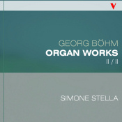 Simone Stella plays Boehm, Complete Organ Works, II