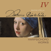 Simone Stella plays Buxtehude, Complete Harpsichord Works, IV