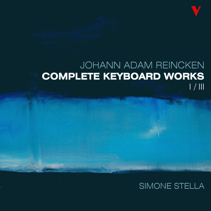 Simone Stella plays Reincken, Complete Keyboard Works, I